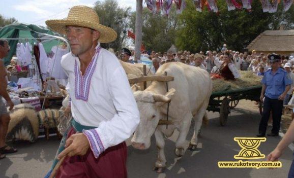 Національний Сорочинський ярмарок 2009