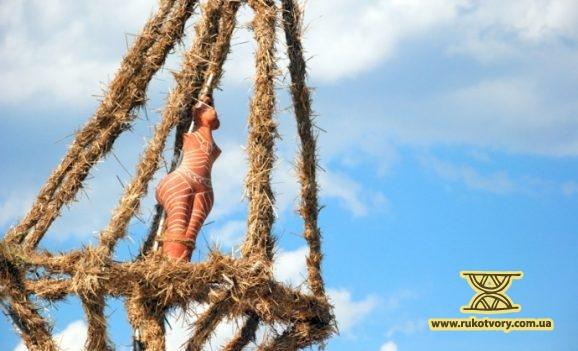 Трипільське коло, або фестиваль глини та соломи