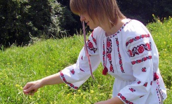 Фестиваль вишиванки у Львові 2009