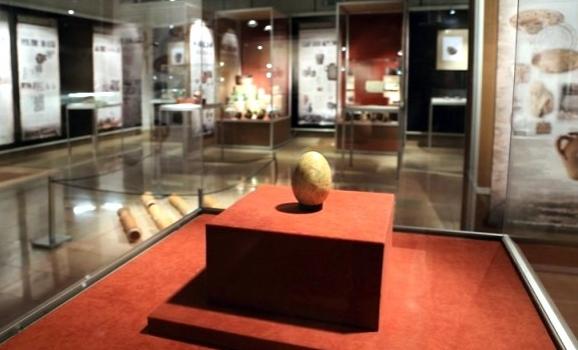 Унікальна писанка із Музею народного мистецтва Гуцульщини та Покуття експонується в Кракові
